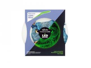 Waboba Wingman UFO szilikon frizbi LED lámpával, különböző mintával (átmérő 15 cm)