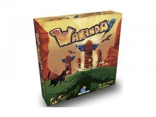 Wakanda (Blue Orange, kétszemélyes stratégiai társasjáték, 8-99 év)