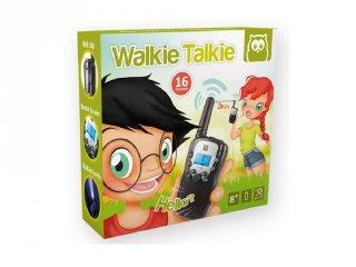 Walkie talkie, tudományos játék