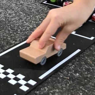 Waytoplay rugalmas autópálya matchbox és más kisautóhoz, Waytoplay autó