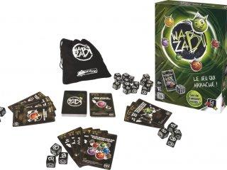 Wazabi (kártyás kockajáték, 8-99 év)