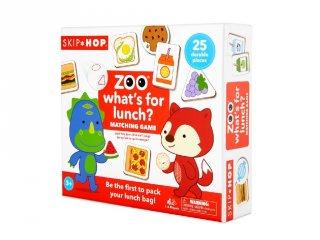 What's for Lunch? - Mi az ebéd? Skip Hop társasjáték óvodásoknak (3-6 év)