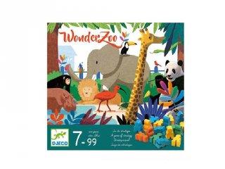 WonderZoo, Djeco taktikai társasjáték (8402, 7-99 év)