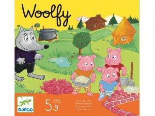Woolfy (Djeco, 8427, kooperatív társasjáték, 4-9 év)