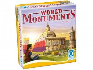 World Monuments (Piatnik, stratégiai társasjáték, 8-99 év)
