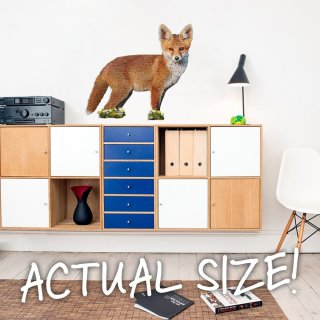 Wow Puzzle Róka, 100 db-os formakirakó