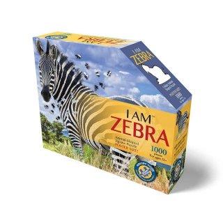 Wow Puzzle Zebra, 1000 db-os formakirakó