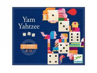 Yams, kockapóker (Djeco, 5231, parti társasjáték, 8-99 év)