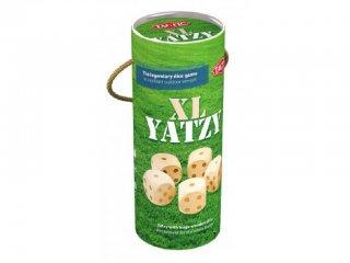Yatzy XL (Tactic, 40210, óriás kockajáték, 6-99 év)