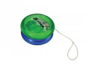 Yo-yo Blazer fénnyel, ügyességi játék