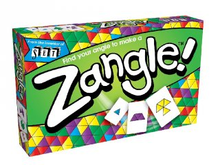 Zangle, logikai kártyajáték (6-99 év)
