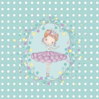 Zenélő ékszerdoboz Delicate ballerina, Djeco szobai kiegészítő - 6085