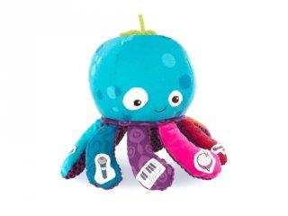 Zenélő polip (B.Toys, bébijáték, 6 hó-3 év)