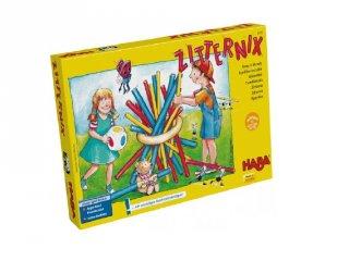Zitternix (Haba, ügyességi társasjáték, 6-99 év)