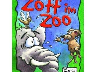 Zoff im zoo (Doris and Frank, állatos családi kártyajáték, 8-99 év)