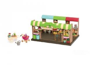 Zöldség-gyümölcs bolt, Lil Woodzeez szerepjáték (3-6 év)