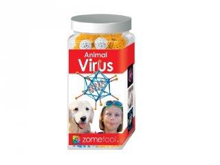 Zometool, Állati vírus (ZT-ADE, tudományos építőjáték, 8-99 év)