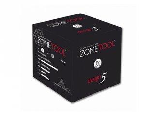 Zometool, Design 5, még több fekete fehérben (ZT-DES5, tudományos építőjáték, 6-99 év)