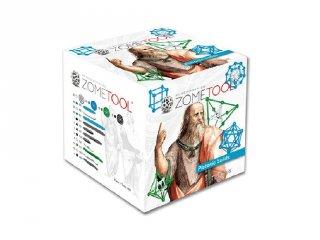 Zometool, Platóni Testek (ZT-00257, tudományos építőjáték, 10-99 év)