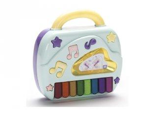 Zongora és telefon, 2 az 1-ben babajáték (2-5 év)