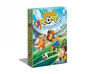 Zoo Goal, focis kártyajáték (CLEM, 6-99 év)