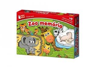 Zoo memória, kooperációs társasjáték (Keller & Mayer, 5-8 év)