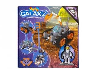 ZOOB építőjáték, GALAX-Z Astrotech űrjárgány (16020, 63 db-os kreatív készlet, 5-12 év)