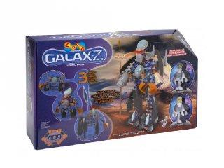 ZOOB építőjáték, GALAX-Z Zoobotron robotépítő (16030, 409 db-os kreatív készlet, 8-12 év)