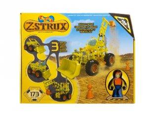 ZOOB építőjáték, Z-STRUX markológépek (15040, 173 db-os kreatív készlet, 5-12 év)