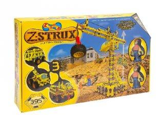 ZOOB építőjáték, Z-STRUX óriás daru (15050, 395 db-os kreatív készlet, 8-12 év)