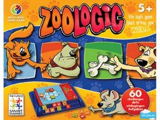 Zoologic (állatos logikai játék, 8-99 év)