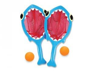 Zsákos cápák, Melissa&Doug vízi játék, kerti játék (6-12 év)