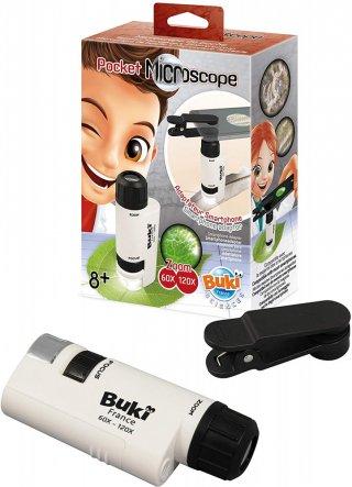Zsebmikroszkóp, Buki tudományos játék (8-12 év)