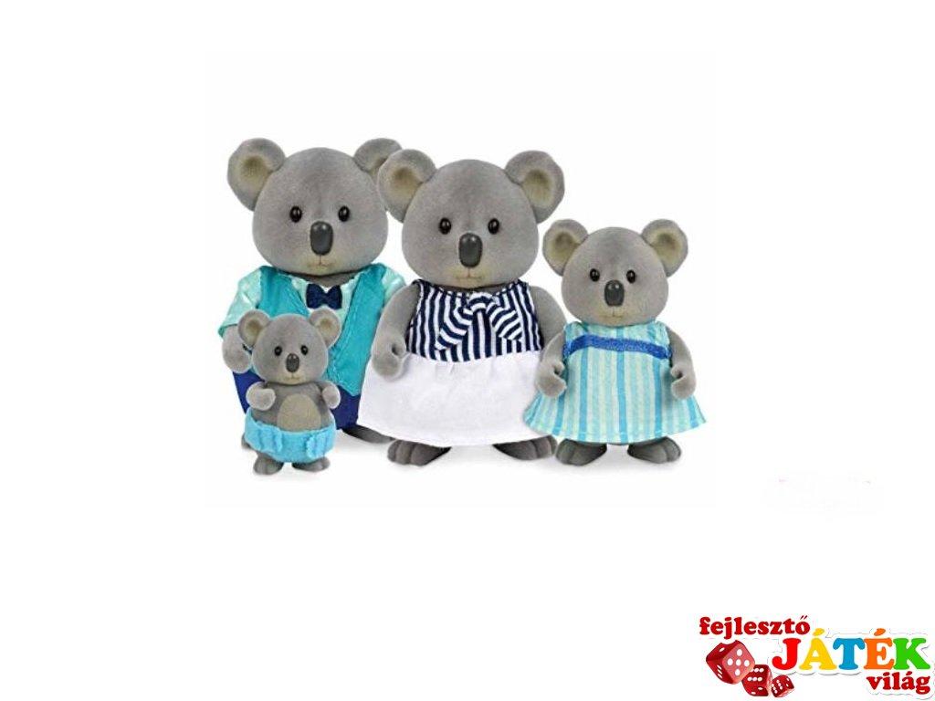 Koala család 4 tagú, Lil Woodzeez szerepjáték (3-6 év)