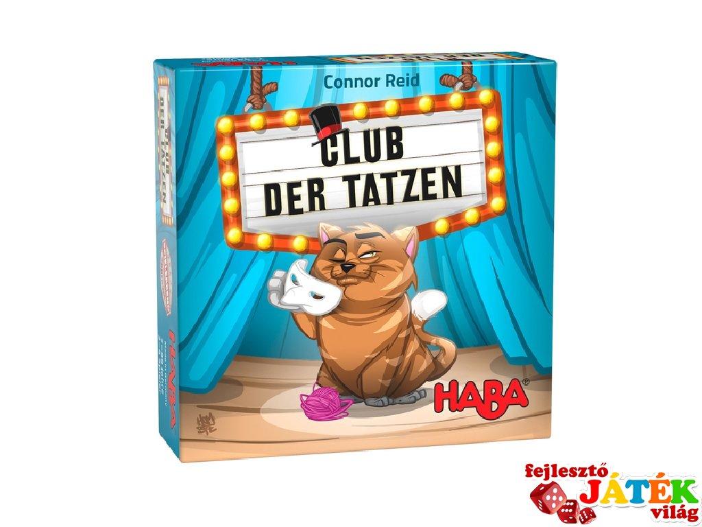 Macskabál, Haba kártyajáték (7-99 év)