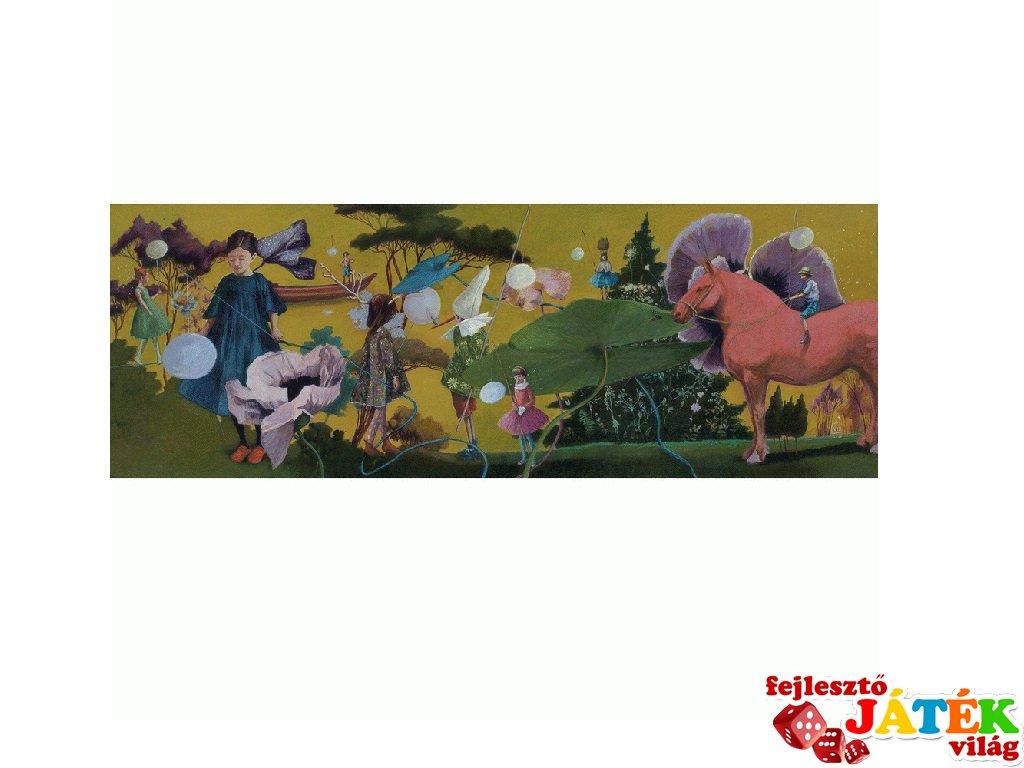 Művészi puzzle, Az álmok felett , Djeco 1000 db-os kirakó - 7643 (9-99 év)