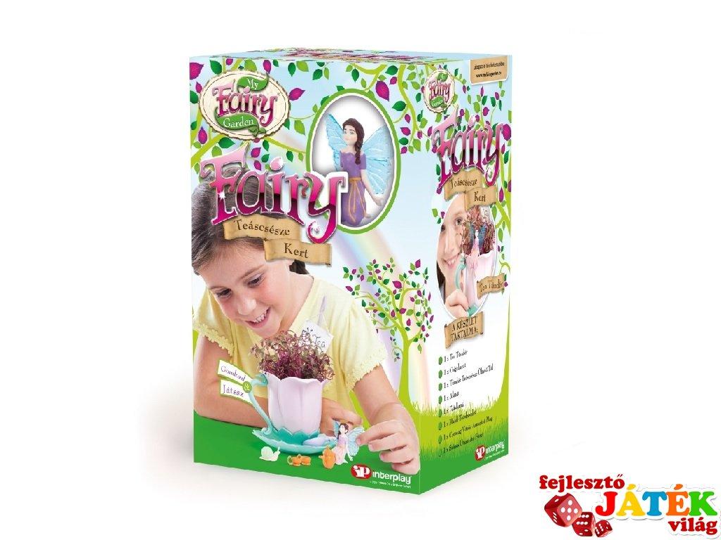 My Fairy Garden Teáscsészekert (4-7 év)