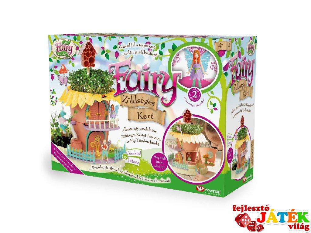 My Fairy Garden Zöldségeskert (4-7 év)