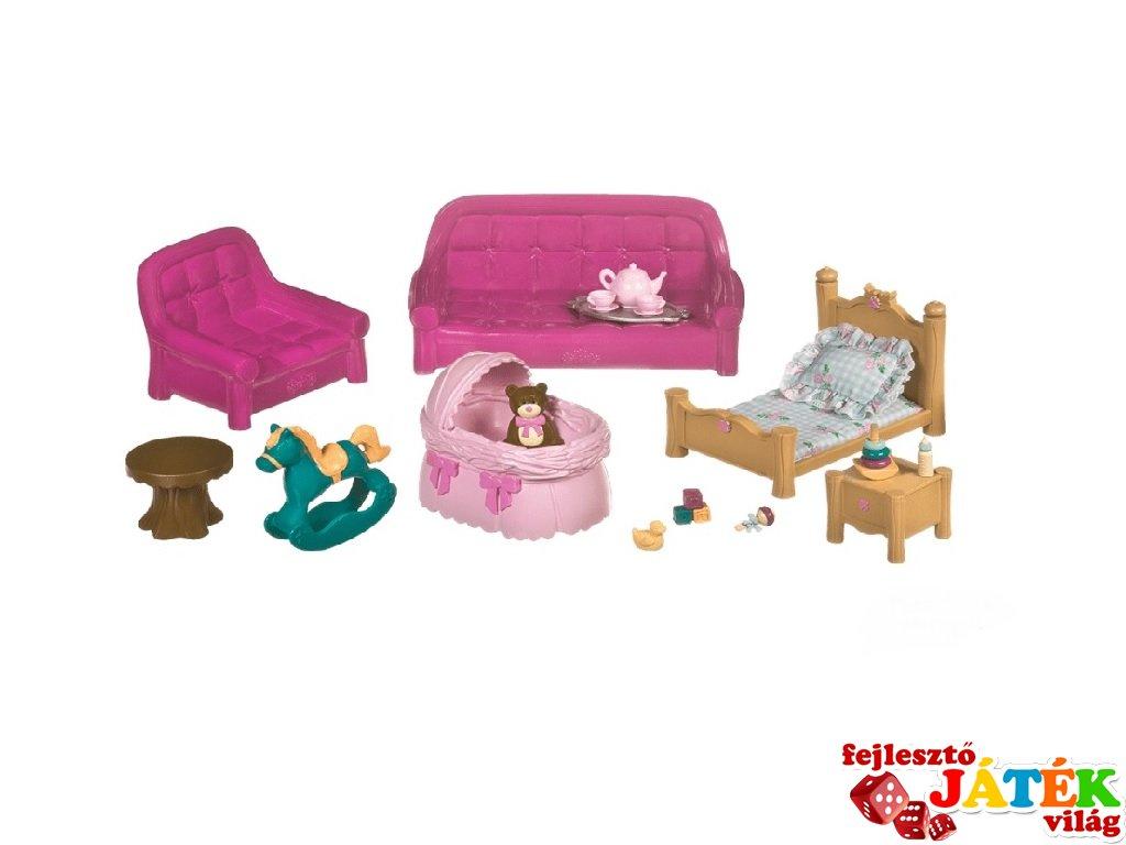 Nappali- és gyerekszoba bútorok, Lil Woodzeez szerepjáték (3-6 év)