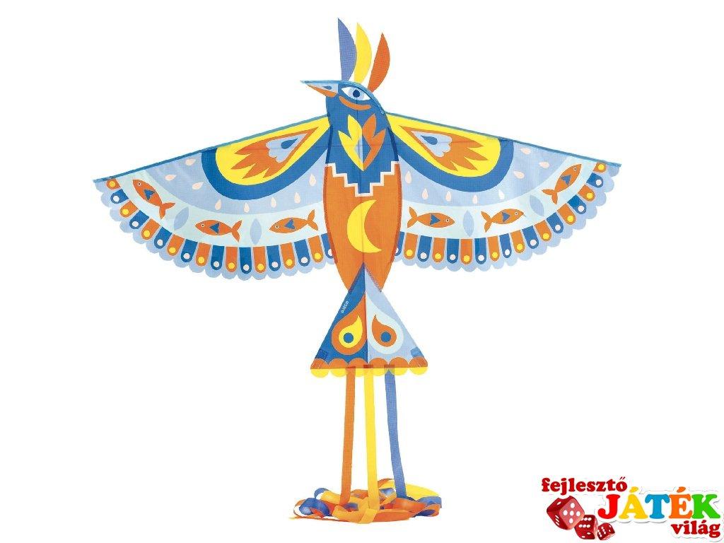 Papírsárkány Óriás madár, Djeco üvegszálas kerti játék - 2160 (3-12 év)