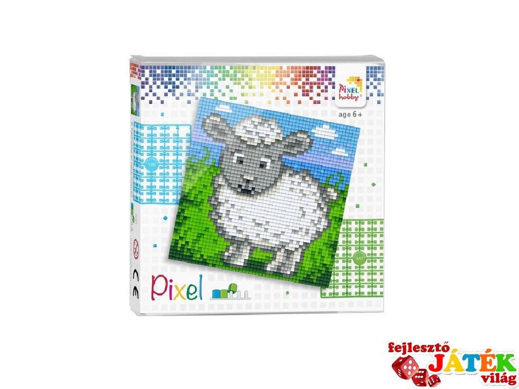 Pixelhobby képkészlet, Bari (44008, 4db 6x6-os alaplap + színek, 7-99 év)