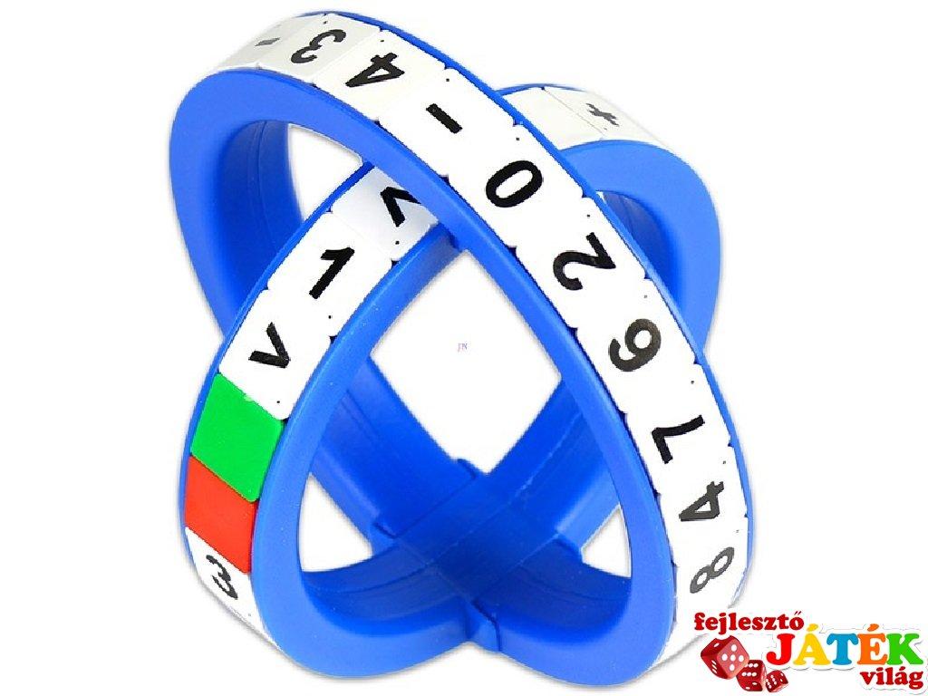 Radosza gyűrű, Számos változat (Radosza, logikai játék, 6-12 év)