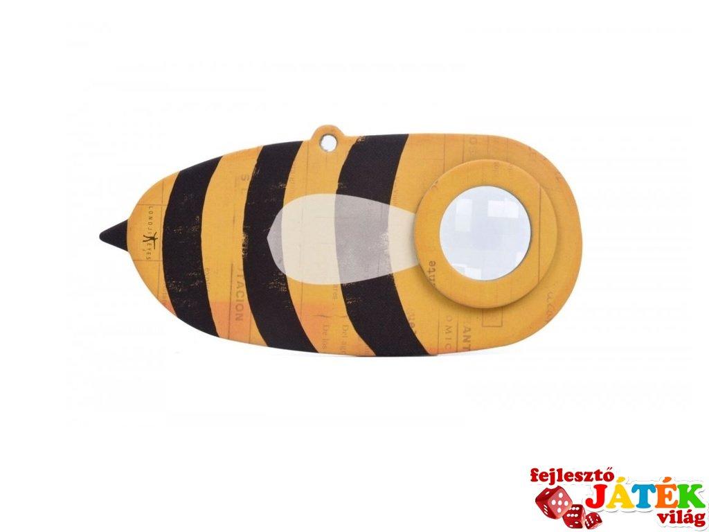 Rovar szemek, Méhecske optikai játék (3-6 év)