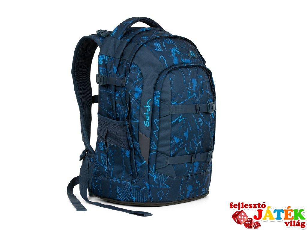Satch Pack ergonómikus hátizsák, Blue Compass (10-99 év)