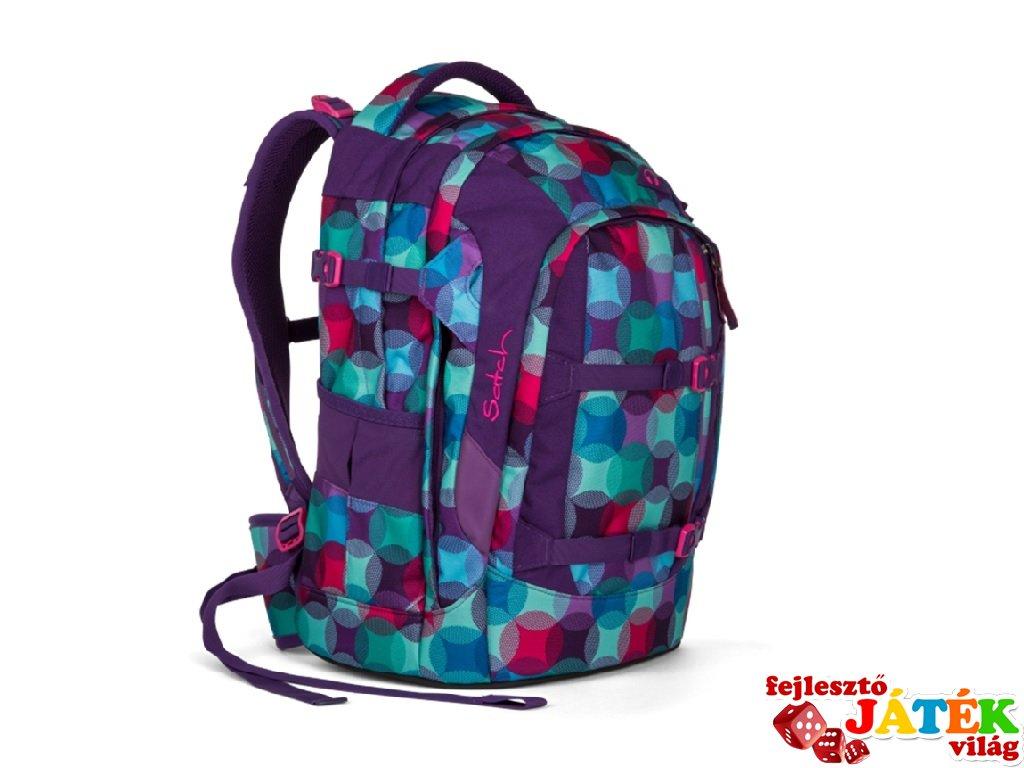 Satch Pack ergonómikus hátizsák, Hurly Pearly (10-99 év)