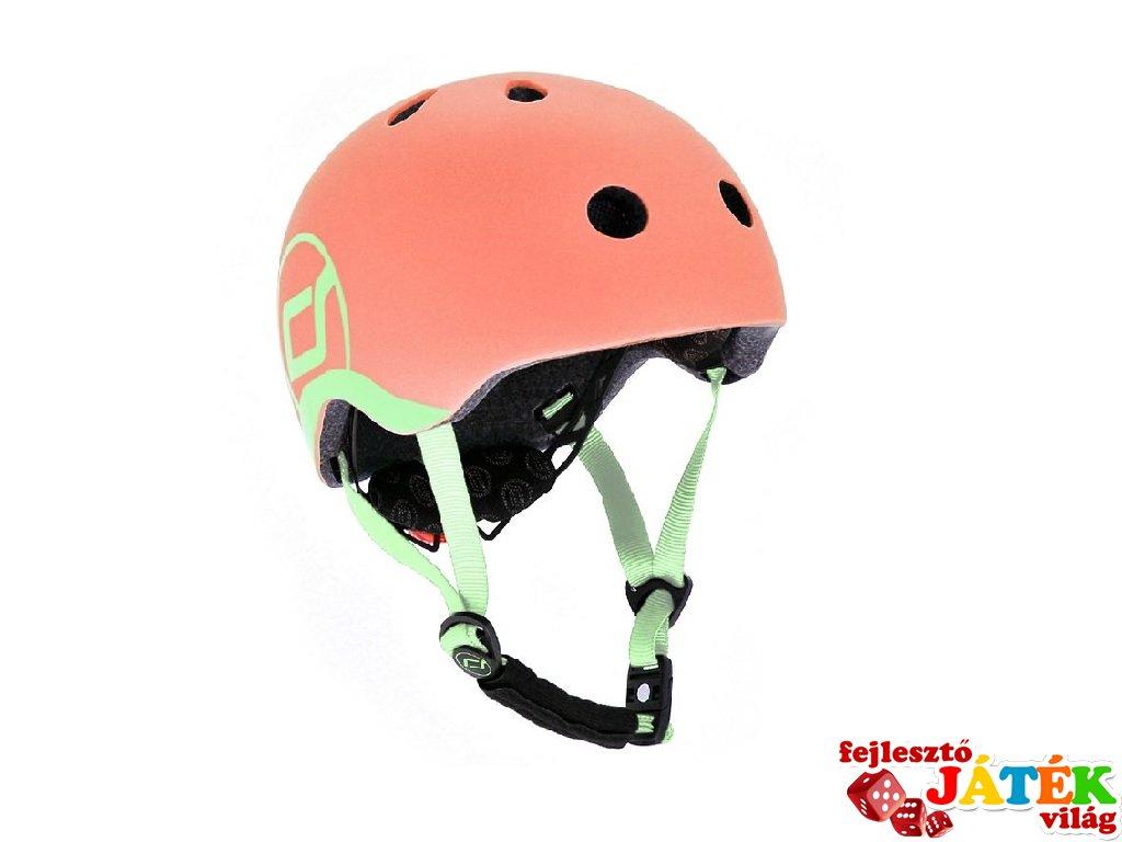 Scoot and Ride gyerek sisak XXS-S Peach