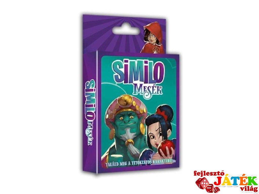 Similo Mesék, kooperatív logikai kártyajáték (7-12 év)