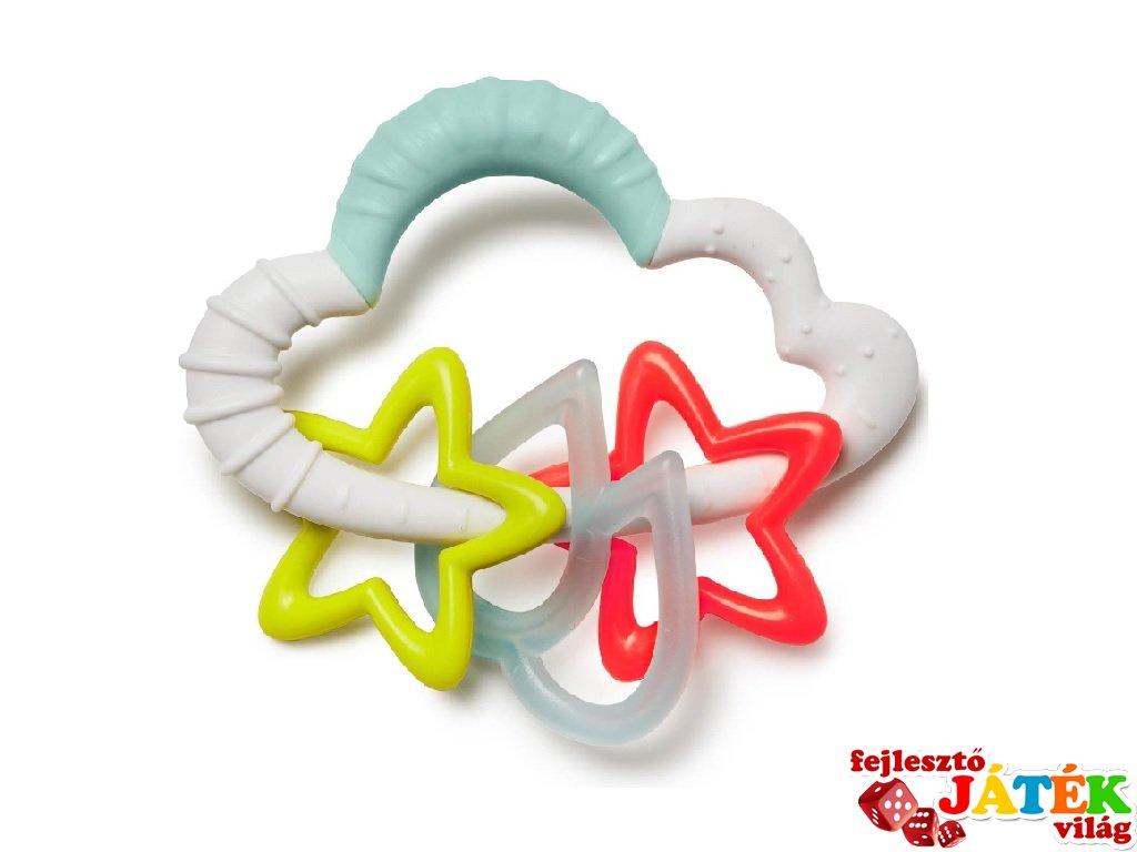 Skip Hop Felhőcske csörgő és rágóka, bébijáték