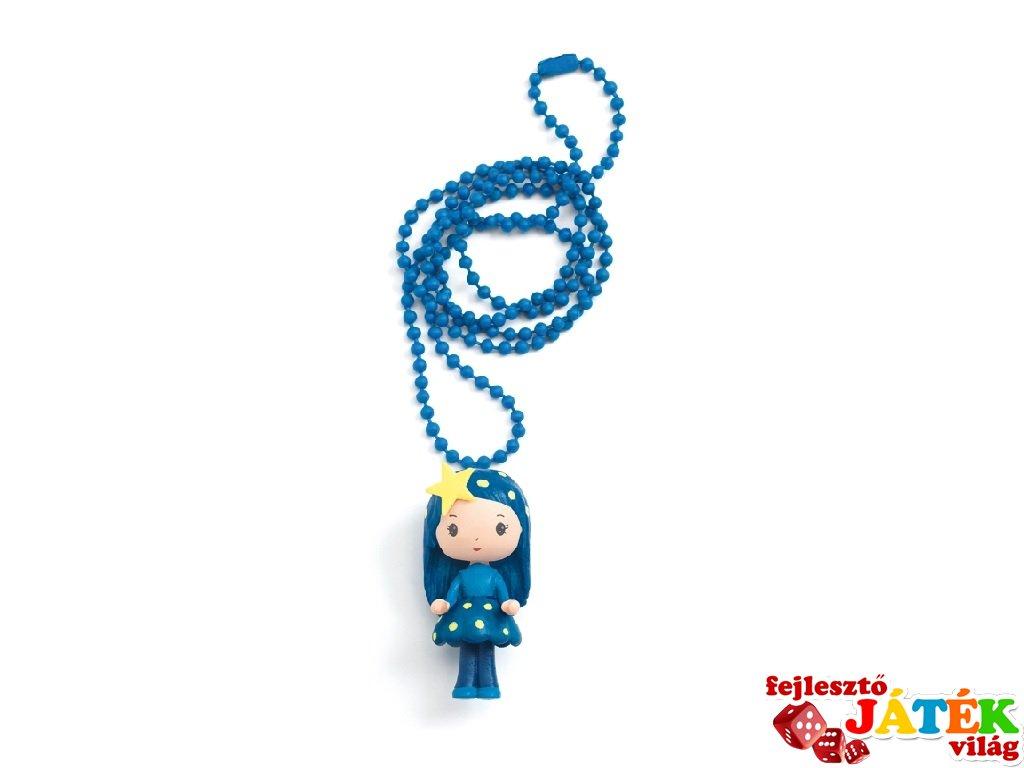 Tinyly nyaklánc Luz medállal, Djeco gyerekékszer - 6991
