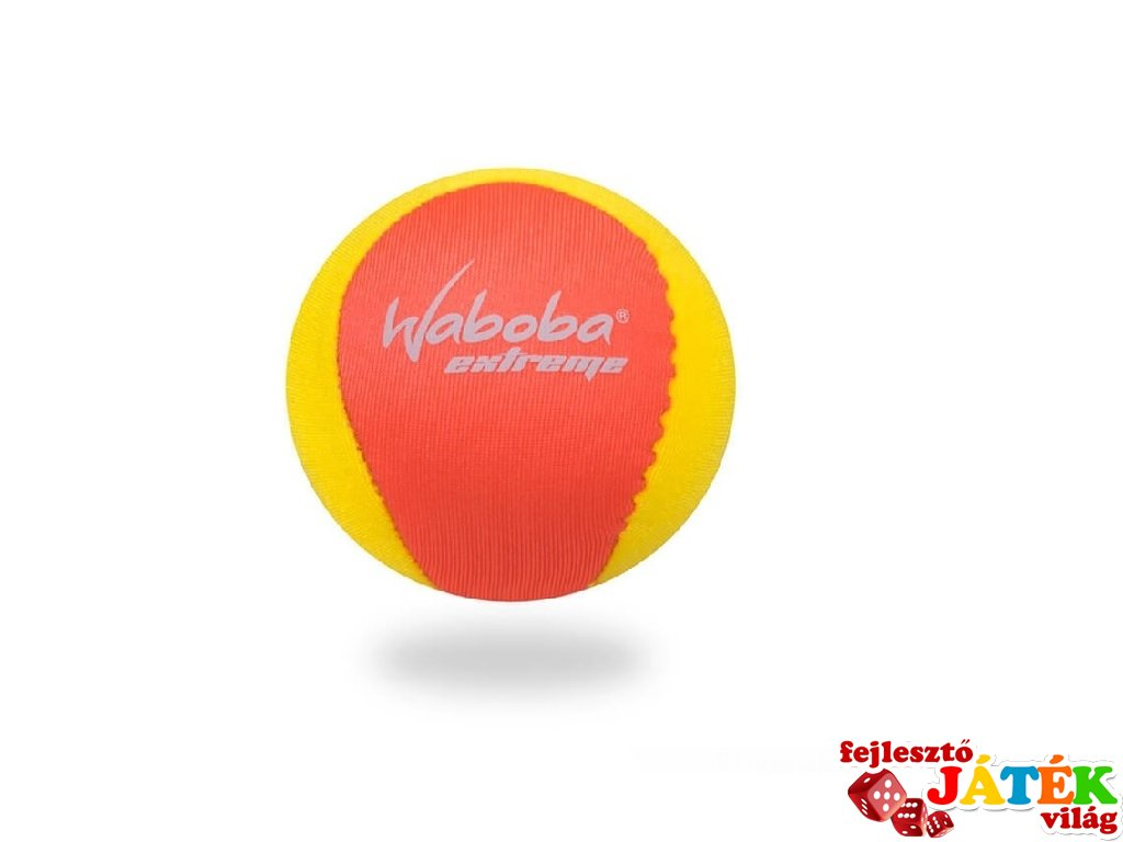 Waboba Extreme Brights vízen pattanó labda több színben (5,5 cm, 6-99 év)